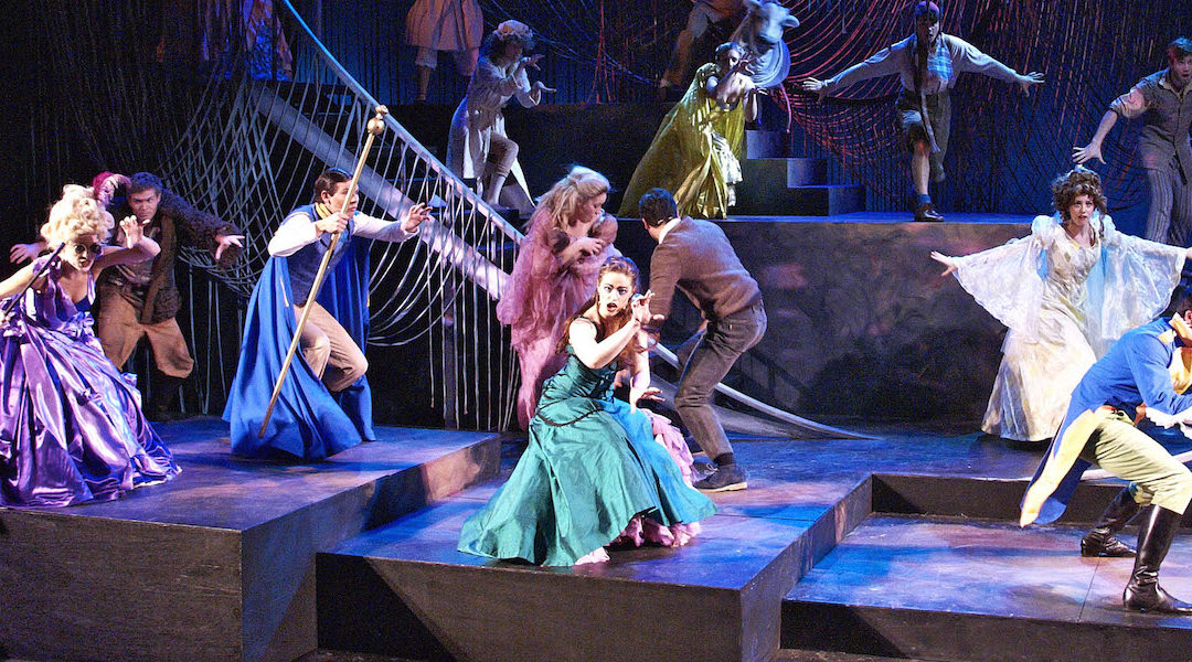 See world-leading talent perform on stage in a program of incredible stage productions