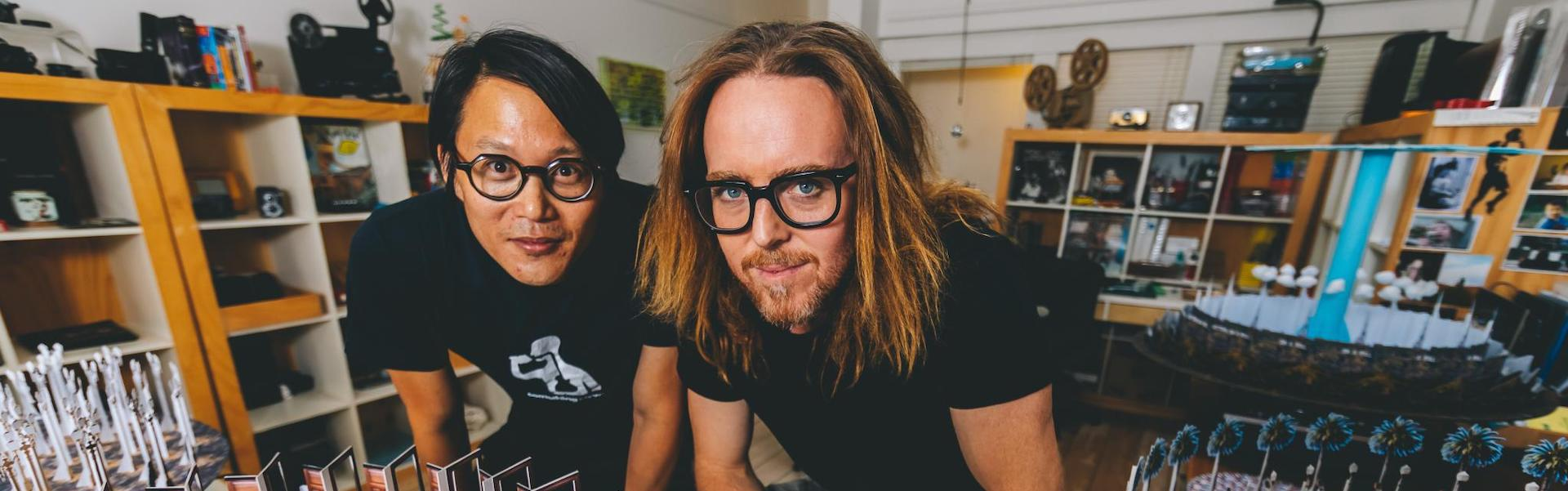 Tim Minchin Leaving LA