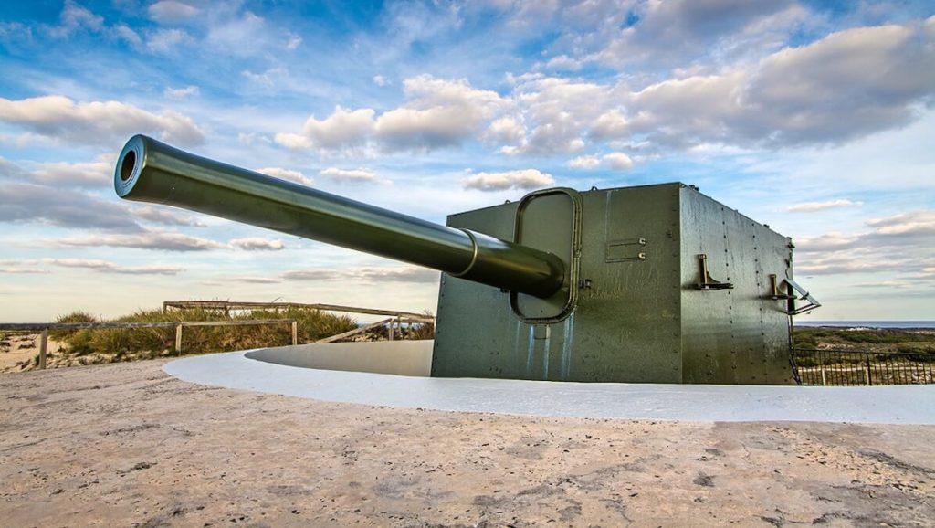 oliver hill guns