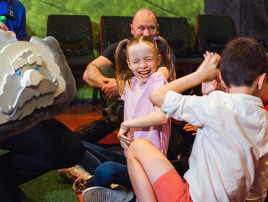 Learn about the wonders of weather during the school holidays at Scitech