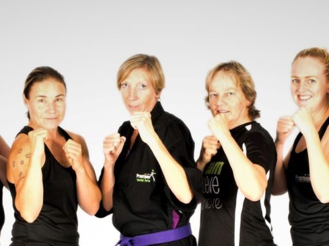 Join other warrior women at these empowering women-only self-defence lessons in Perth