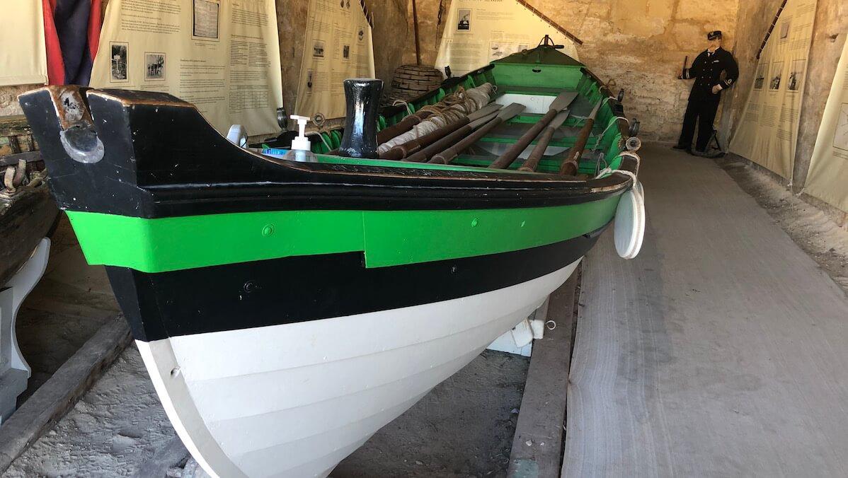 Rottnest pilot boat