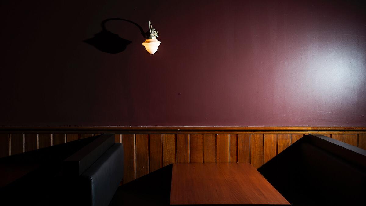 Lynott's Lounge Inside