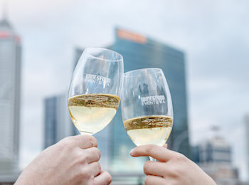 City Wine, Perth's winter wine festival, comes to Russell Square this May