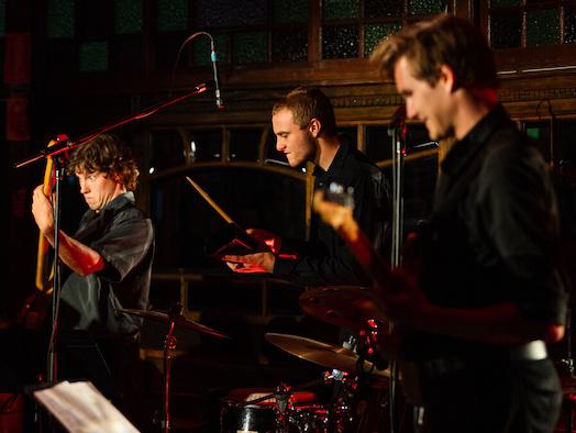 jazz musicians singing