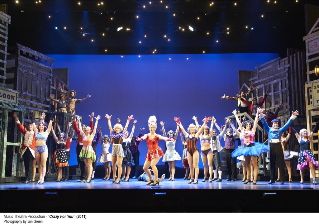 Go crazy for WAAPA's premiere production at His Majesty's Theatre