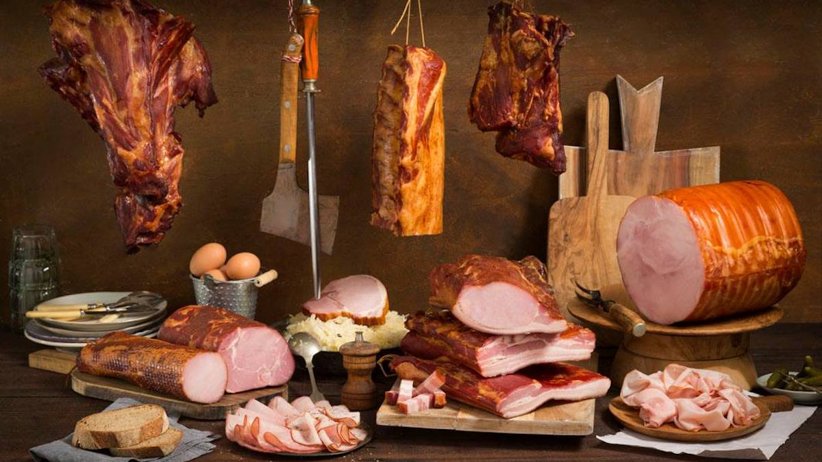 range of meats from Eurostyle smallgoods
