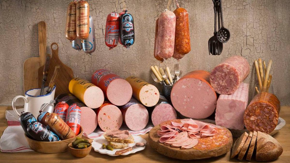 range of meats available from eurostyle smallgoods
