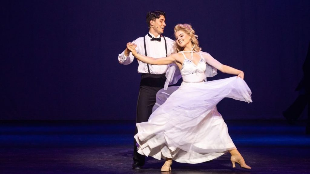 Crazy for You leads