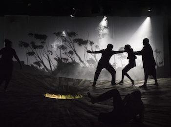 Yirra Yaakin wins nine prestigious performing arts awards for Shakespeare adaptation, 'Hecate'