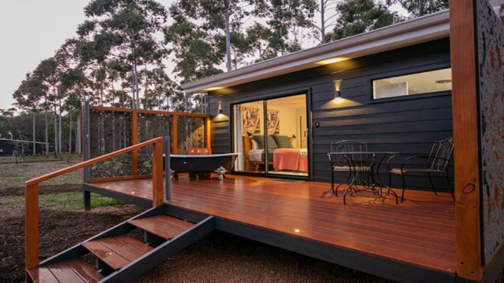 Eco-friendly accommodation in Margaret River