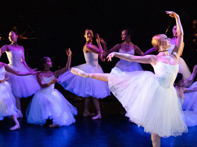 Experience the magic and romance of Les Sylphides, the first classical abstract ballet