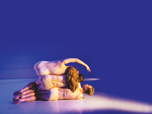 Contemporary dance arrives back In the Flesh