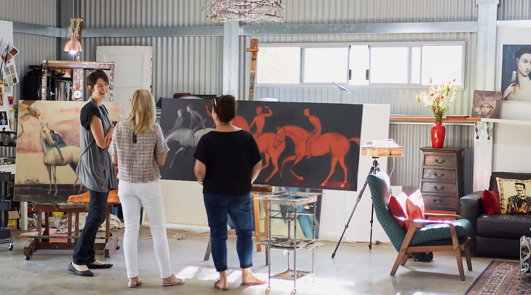 Meet the artists showcasing unique works at this year's Margaret River Region Open Studios