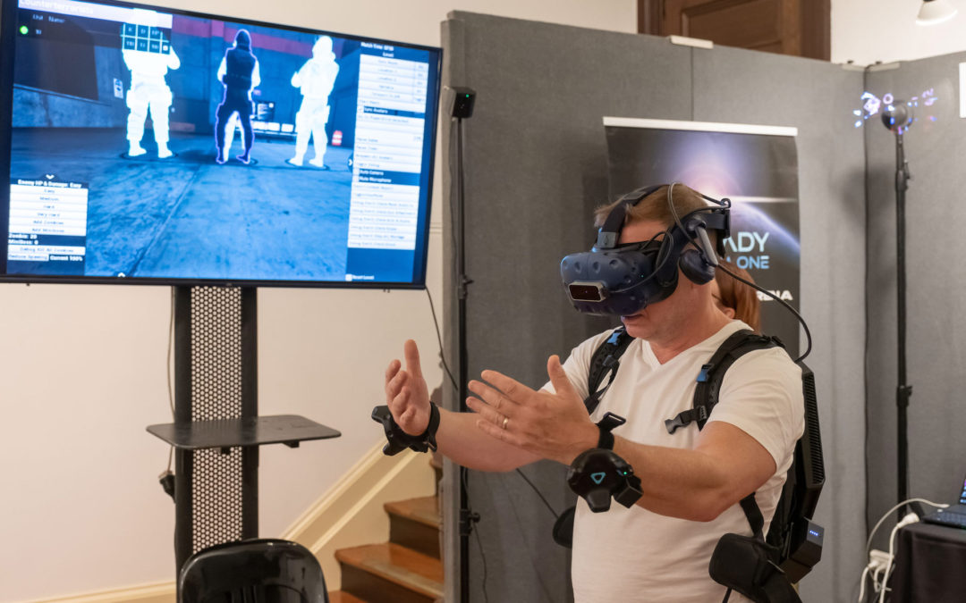 Top 5 attractions at the 2021 XR:WA virtual reality and gaming event