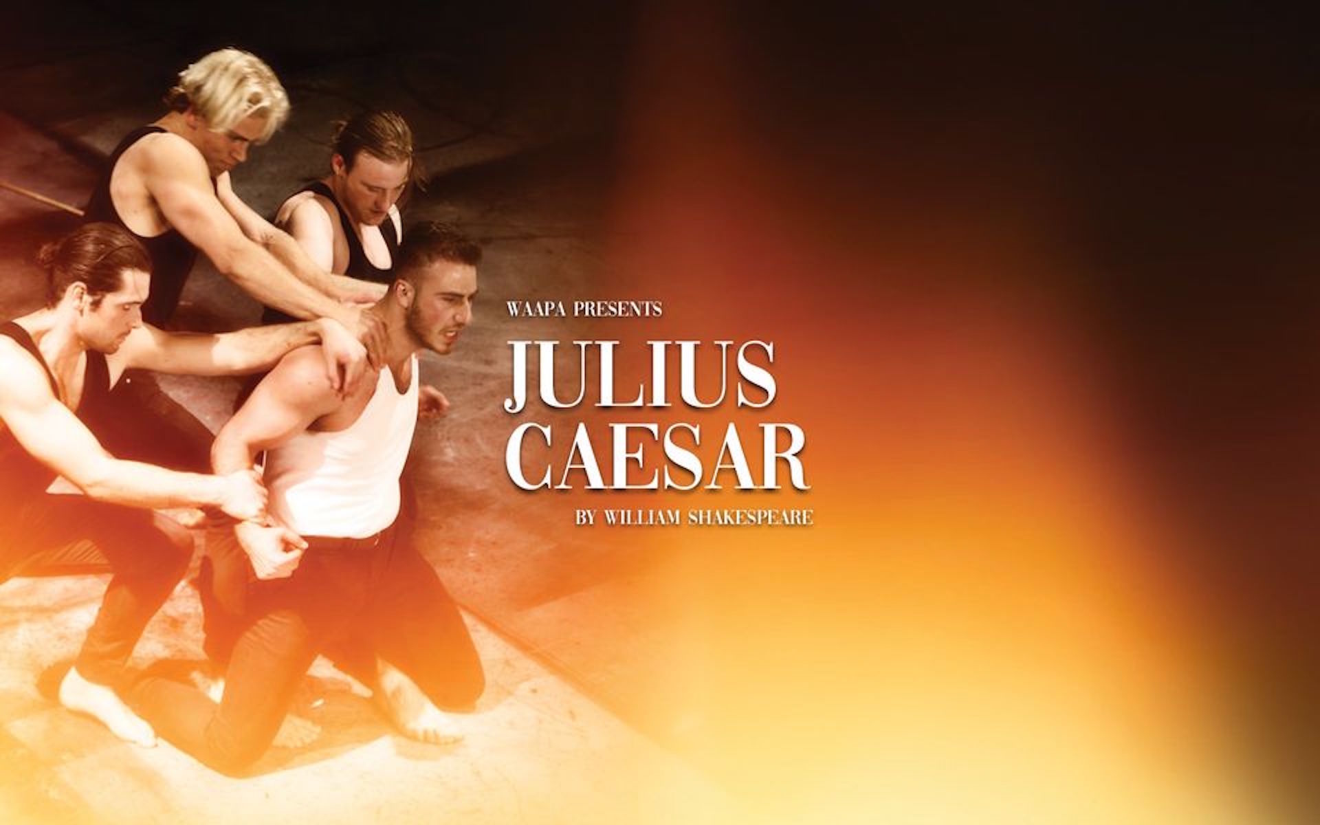 Julius Caesar by WAAPA